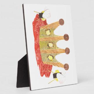 Queen Bee Easel Display Plaques