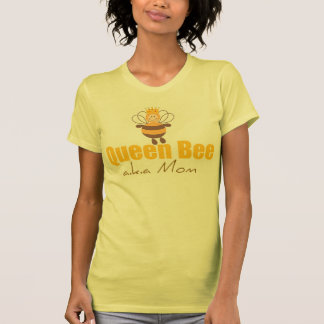 Queen Bee Funny Mother's Day T-Shirt