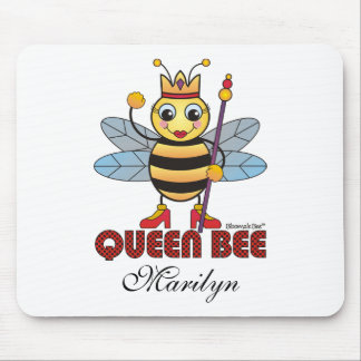 Queen Bee Mouse Pad