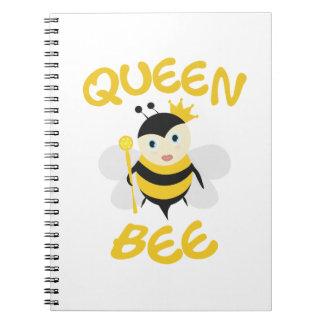 Queen Bee Notebooks