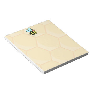 Queen Bee Notepad