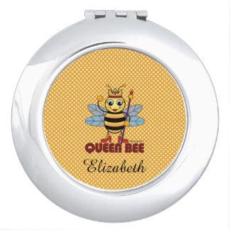 Queen Bee Makeup Mirrors