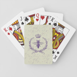 Queen Bee Playing Cards