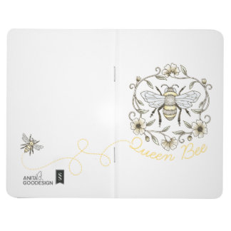 Queen Bee Pocket Journal