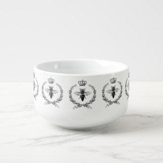 Queen bee soup mug