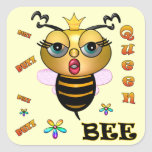 Queen Bee Sticker