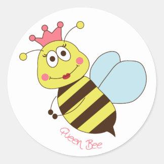 Queen Bee Stickers