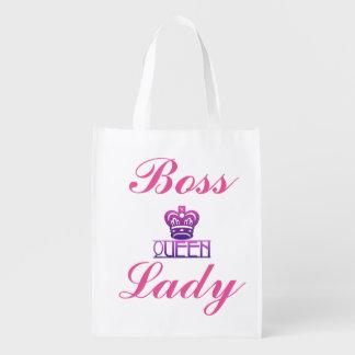 Queen Boss Lady Crown Reusable Bag