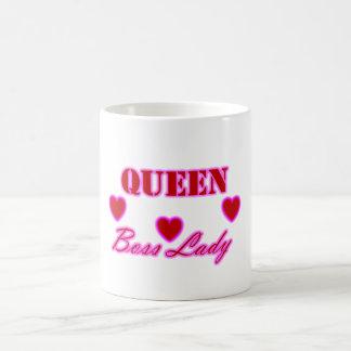 Queen Boss Lady Mug
