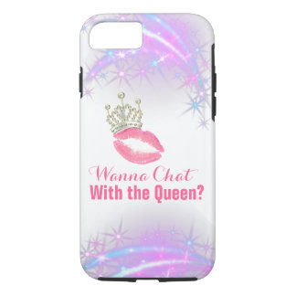 Queen Chat Shell iPhone 7 Case