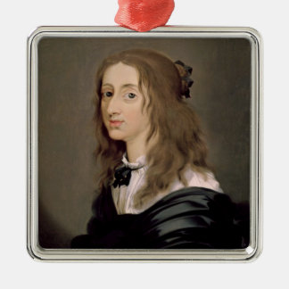 Queen Christina of Sweden  1652 Christmas Ornament