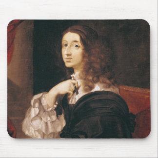 Queen Christina of Sweden Mouse Mat
