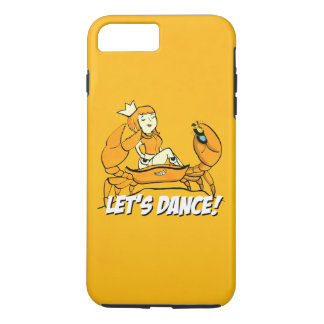 Queen Crab Reggae Girl iPhone 8 Plus/7 Plus Case