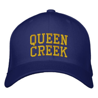 Queen Creek Bulldogs Embroidered Cap