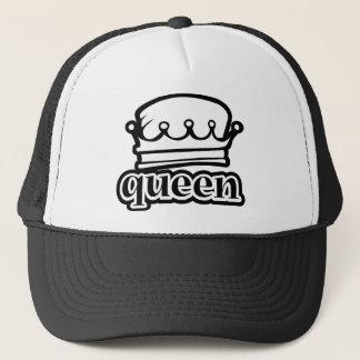 Queen ~ Crown Royal Royalty Trucker Hat