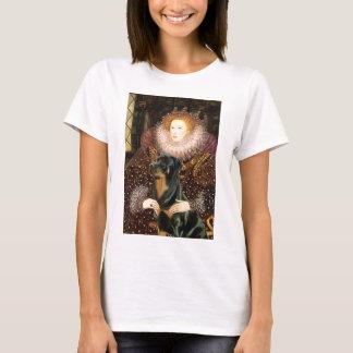 Queen Elizaabeth I - Rottweiler T-Shirt