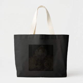 Queen Elizabeth 1 Love/Honour Love Quote Gifts Tote Bags