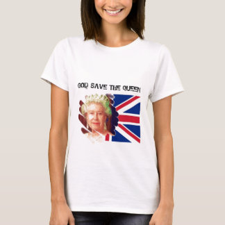 queen elizabeth 2 T-Shirt