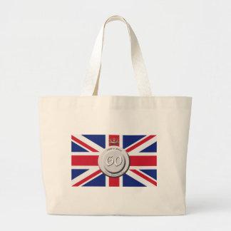 Queen Elizabeth 60 Year Jubilee Bag