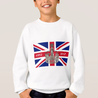 Queen Elizabeth 60 Year Jubilee Sweatshirt
