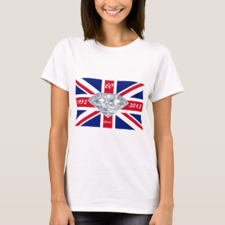 Queen Elizabeth 60 Year Jubilee T-Shirt