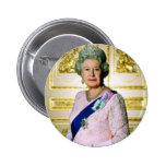 Queen Elizabeth Buttons