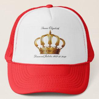 Queen Elizabeth Crown Hat