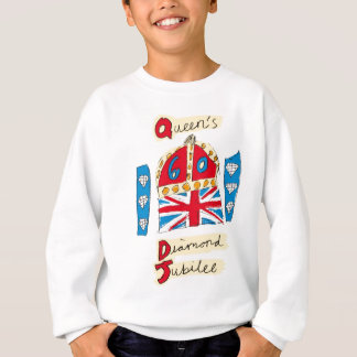 queen elizabeth diamond jubilee 2012 sweatshirt