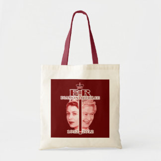 Queen Elizabeth Diamond Jubilee Souvenir Bag