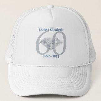 Queen Elizabeth Diamond Jubilee Trucker Hat