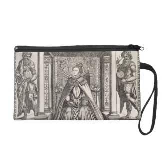 Queen Elizabeth I (1533-1603) as Patron of Geograp Wristlet