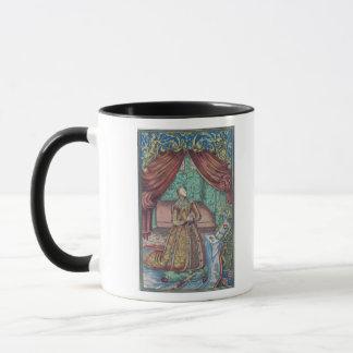 Queen Elizabeth I at Prayer, frontispiece Mug