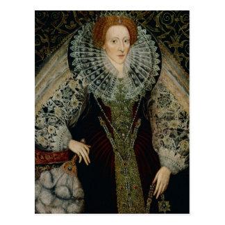 Queen Elizabeth I, c.1585-90 Postcard