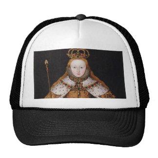 Queen Elizabeth I Trucker Hat