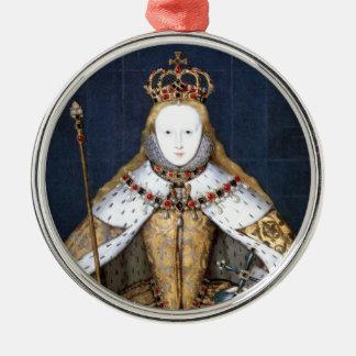 Queen Elizabeth I: Coronation Christmas Ornament