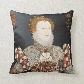 Queen Elizabeth I Cushion