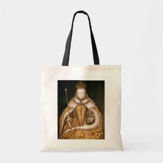 Queen Elizabeth I in Coronation Robes Bag