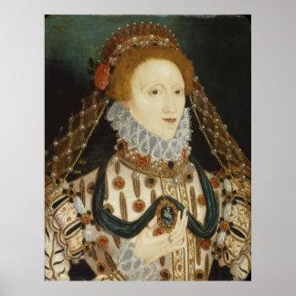 Queen Elizabeth I Posters