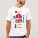 Queen Elizabeth II Diamond Jubilee T-Shirt