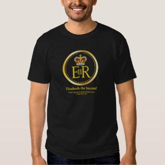 Queen Elizabeth II Reign T Shirt