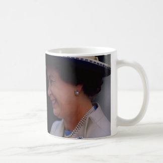 Queen Elizabeth II Royal Mug