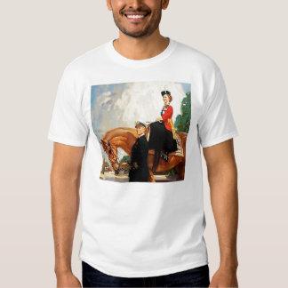 Queen Elizabeth II Tee Shirts