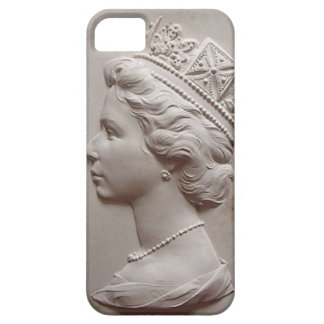 Queen Elizabeth iPhone 5 Cover