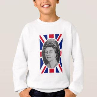 Queen Elizabeth Jubilee Portrait Sweatshirt