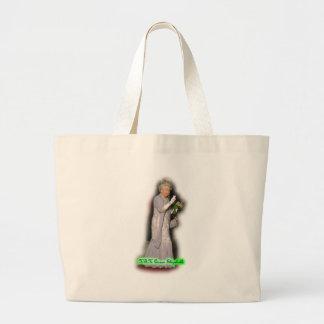 QUEEN Elizabeth Jumbo Tote Bag
