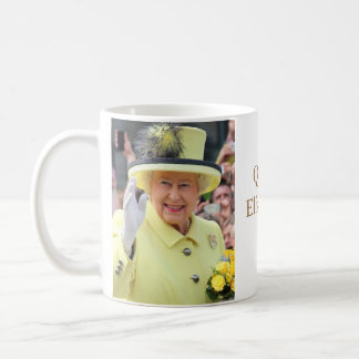 Queen Elizabeth Second Coffee Mug