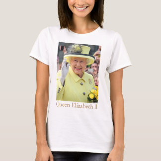 Queen Elizabeth Second T-Shirt