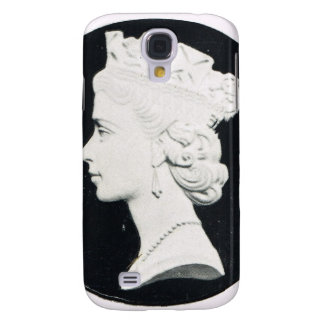 Queen Elizabzth II Vivat regina HTC Vivid Cover