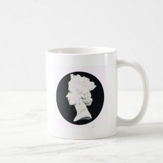 Queen Elizabzth II, Vivat regina Basic White Mug
