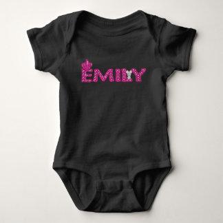 Queen Emily Baby Bodysuit
